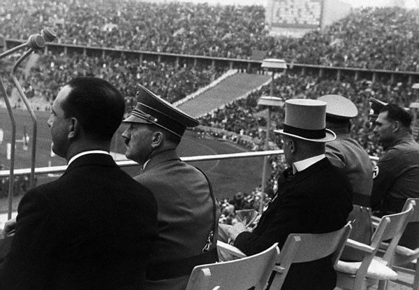 Hitler at the Olympics