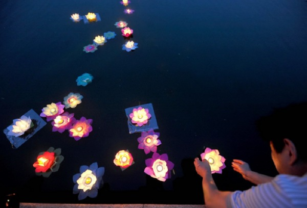 Hungry Ghost Lanterns