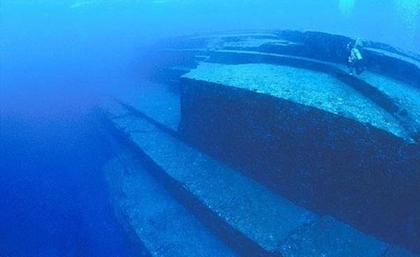 Underwater Pyramid