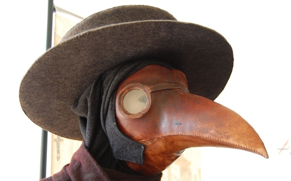 0512 Plague Doctor Denmark