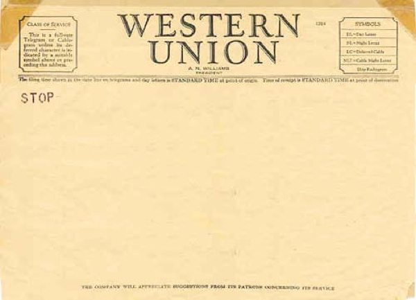 Western-Union-Telegram-Stop