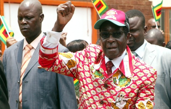 Mugabe Afp 625