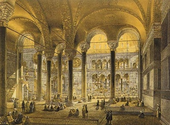 210 258 Hagia Sophia