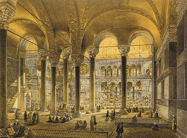210 258 Hagia Sophia