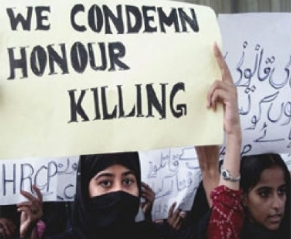 Condemn-Honor-Killing