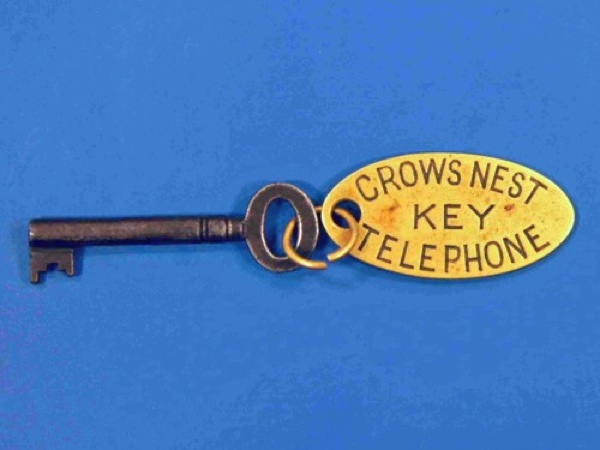Crows Nest Telephone Key 500