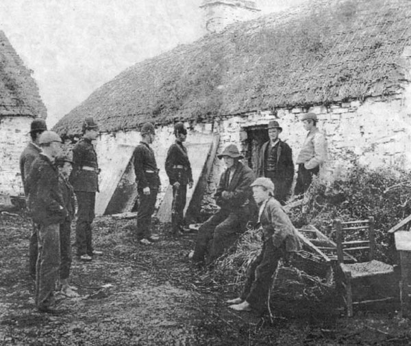 Irish Famine2Eviction