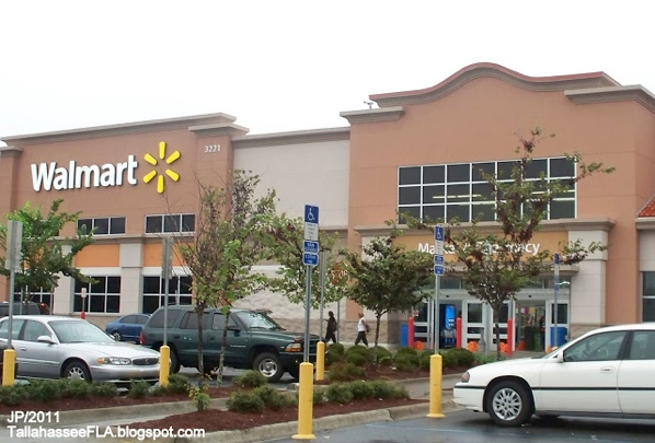 Walmart Tallahassee Florida,Wal-Mart Pharmacy Grocerty Store Super Market N. Monroe St.Tallahassee Fl.