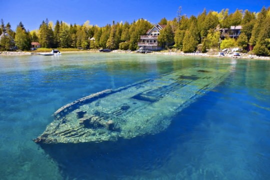 Lacul-Huron-Shipwreck-Fathom-cinci-National-Marin-Park-Ontario-140