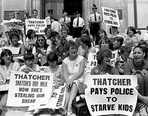 margaret thatcher and the thatcherism Thatcherism describes the conviction politics , economic, social policy and political style of the british conservative party politician margaret thatcher , who was leader of her party from 1975 to 1990 it has also been used to describe the beliefs of the british government under thatcher as.