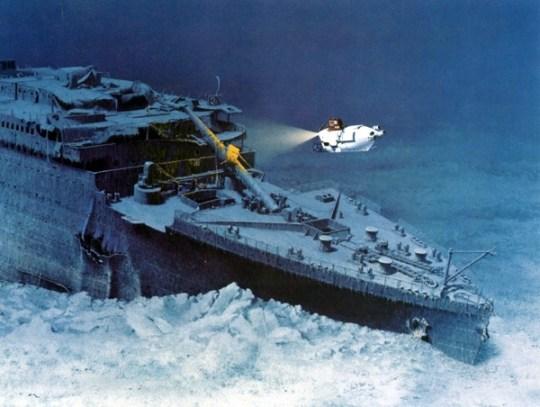 Titanic Marschall Wreck 1