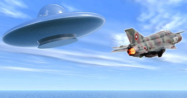 Ufo 11 Jet Fighter Sfw