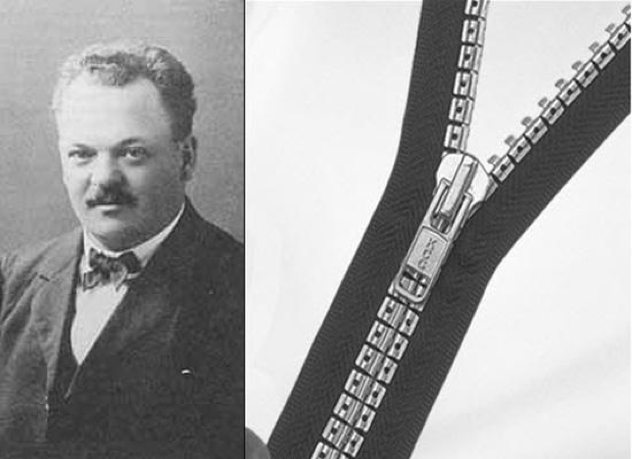 the invention of the zipper and advancements since 1893 And yet, the zipper could and should have failed – after all, despite its simplicity, it took an awfully long time to develop it took less time, it could be despite attempts to bring the invention to market at the 1893 chicago world's fair, it had limited commercial success arguably, judson's heart was not in it.
