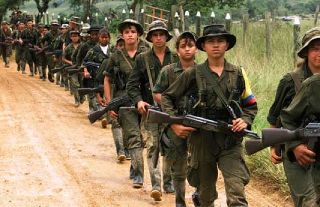 Colombia Farc 01 Full