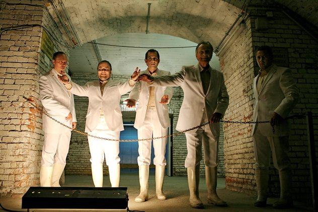 Die Ermittlung Staatstheater Nuernberg 2009