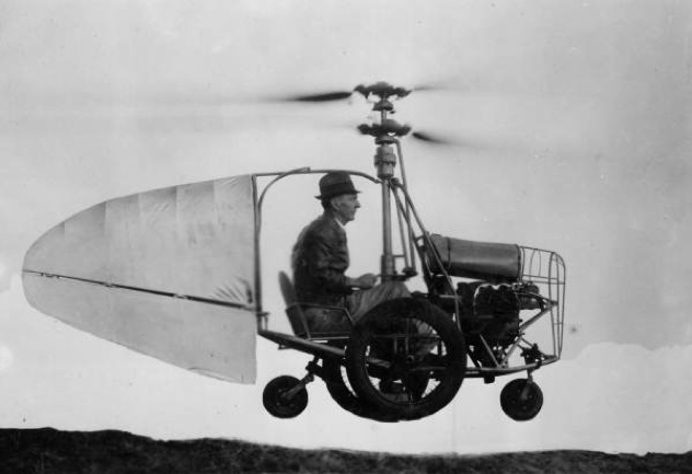 Flying cars that actually existed 36