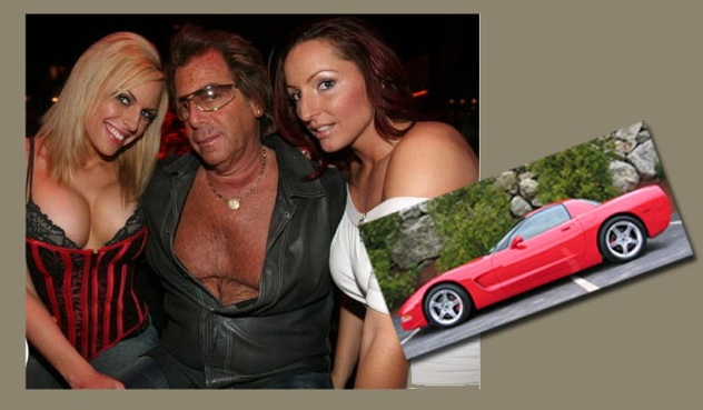 Midlife-Crisis-Guy-With-Sports-Car-And-Girls