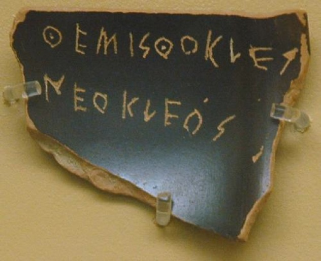 Sherd Themistocles Agora Mus1