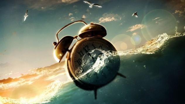 water clock