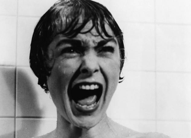 Fear facial expressions