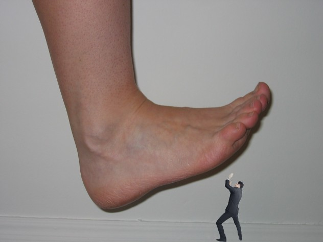 Giant Foot