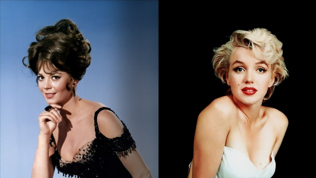 Marilyn and Natalie