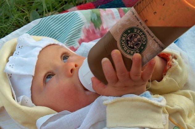 Baby coffee