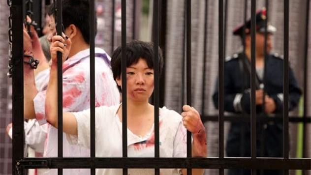 As perseguições Falun Gong (1999 - atualmente)