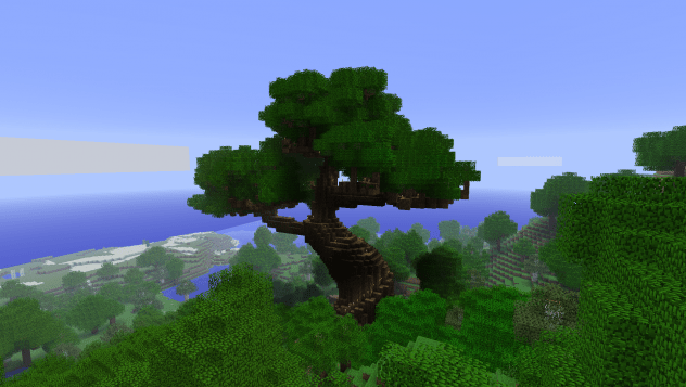 Minecraft Japanese Tree all good: trees !