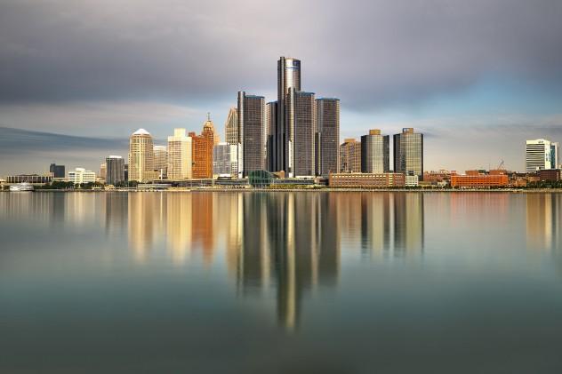 Best area around detroit, mi to live?