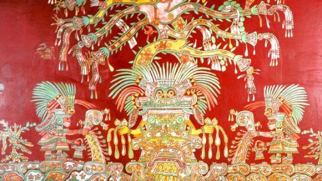 pintura_mural_tlalocan_palacio_tepantitla_teotihuacan