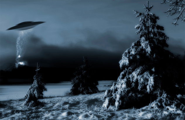 7- ufo