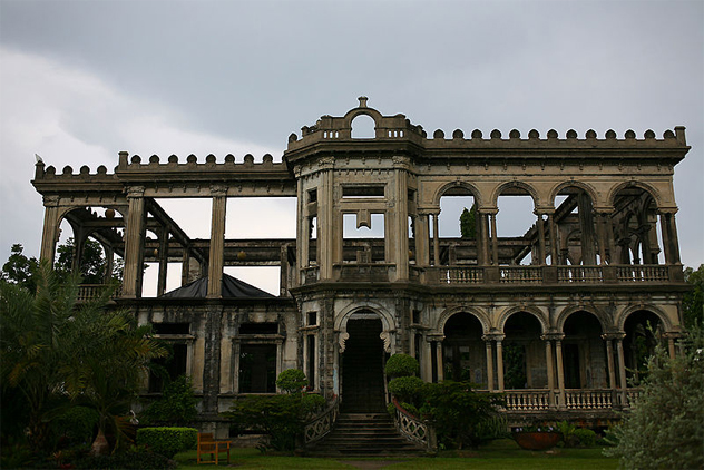 9- mansion