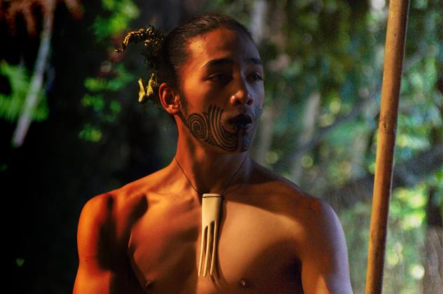 3- maori