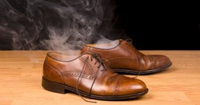 Smoking dress shoes