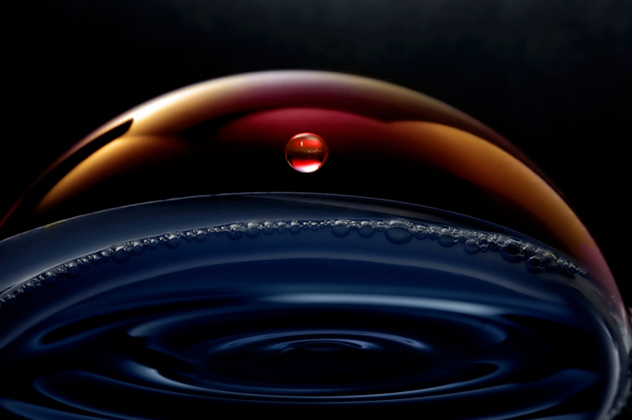 Liquid planets in the space