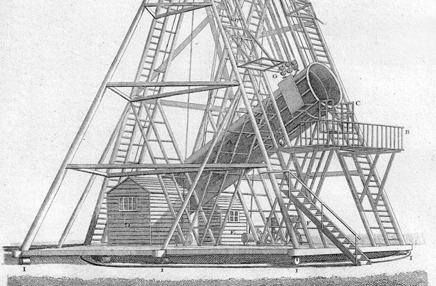William Herschel - Άγνωστη Γη