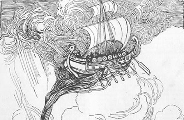 Οι περιπέτειες του Λουκιανού - Άγνωστη Γη