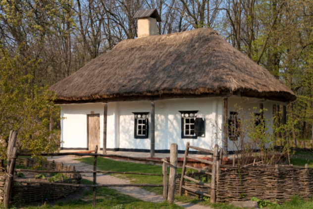 10 aspects of colonial america everyone pictures for Colonial log homes