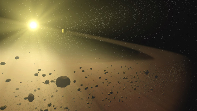 3- asteroid