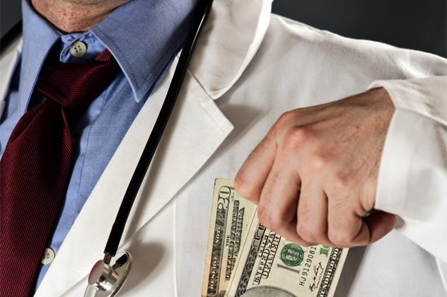 3- bribe
