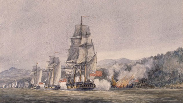 BattleOfValcourIsland_watercolor