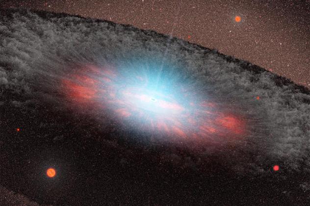 7- black hole