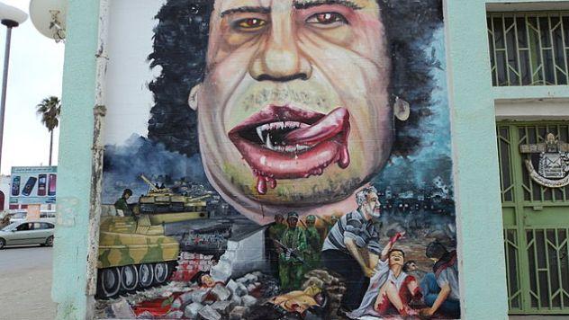 640px-Al_Bayda_caricatures_of_Gadafi