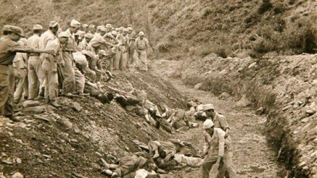 Korea Mass Executions