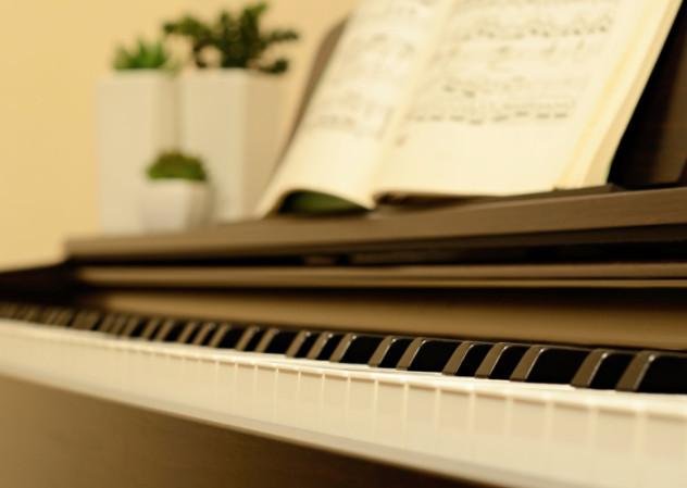 9 American piano