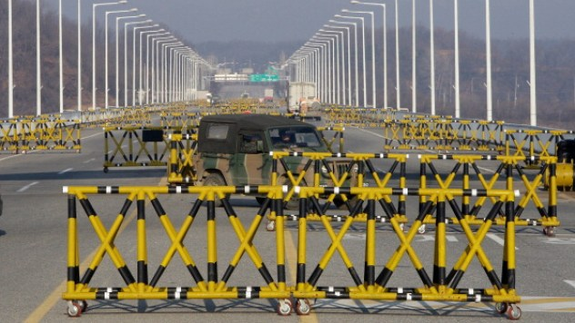 All Eyes On Korean Peninsula Following Kim Jong Ils Death