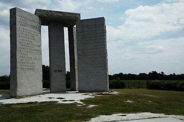5- guidestones