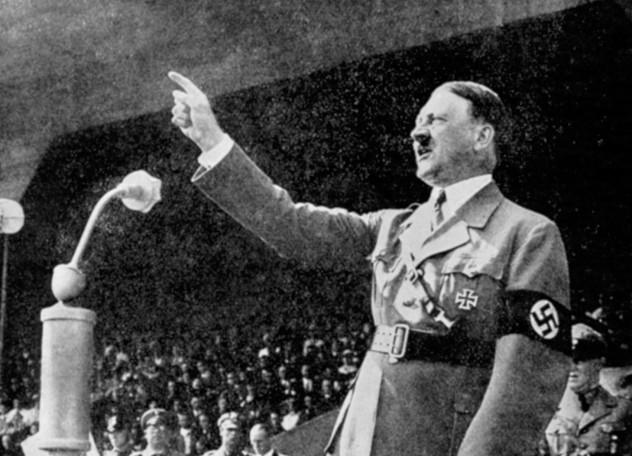 6 Hitler