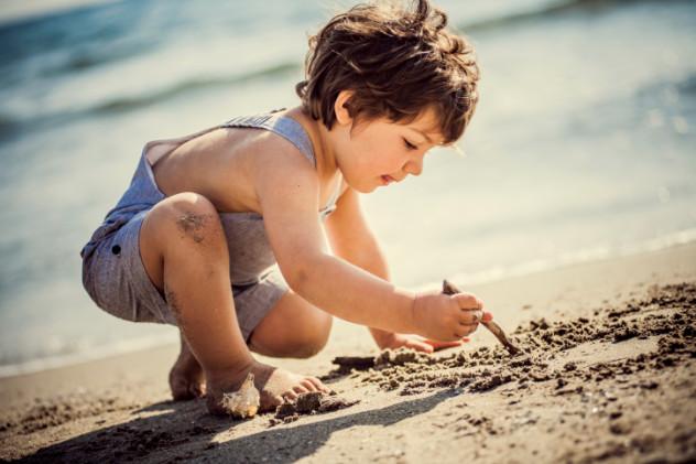 beachtoddler